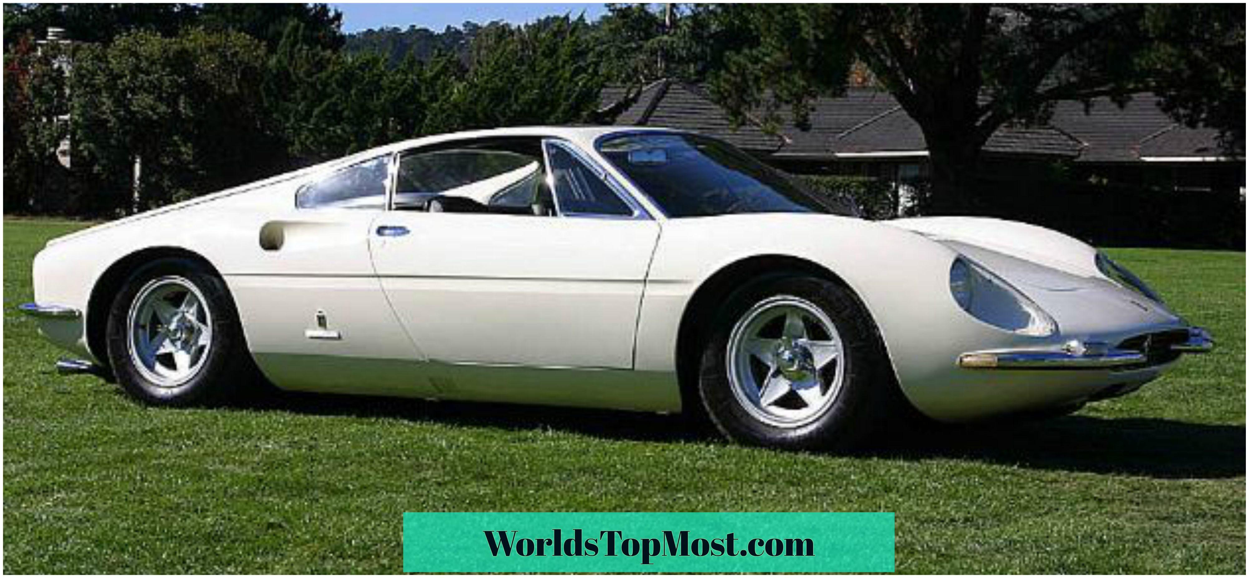 Most Expensive Ferrari Cars Of Top List
