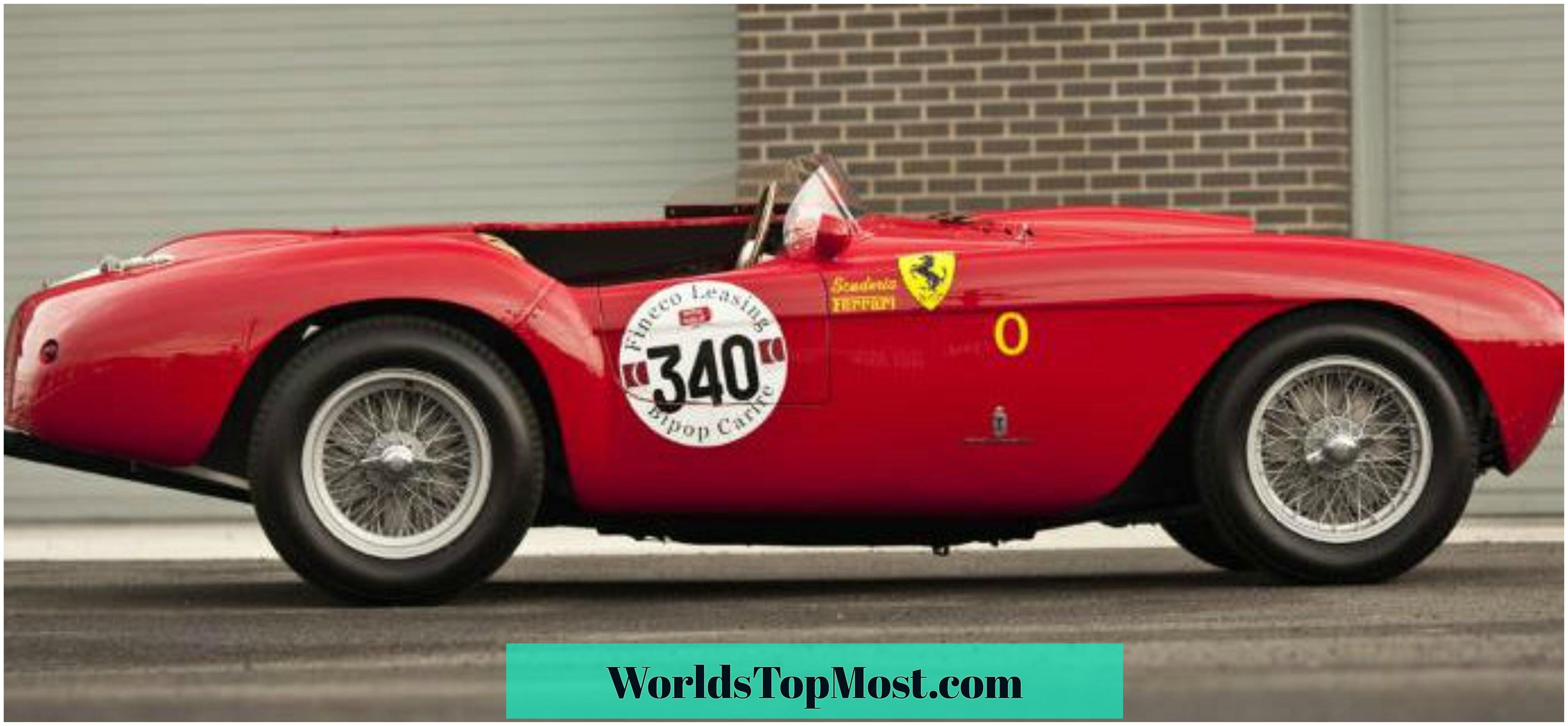 Most expensive Ferrari cars of 2017 Top 10 List