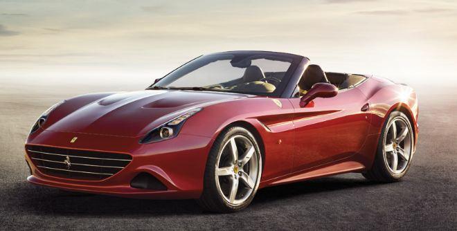 Ferrari California, Most Expensive Luxury Cars in India 2017