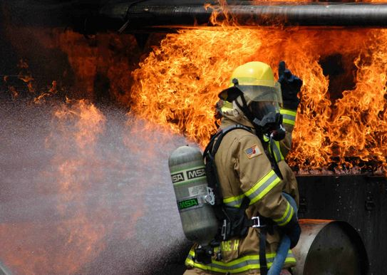 Fire Fighter, Hottest Most Popular Jobs for Guys 2018