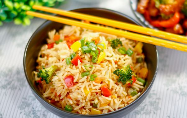 Fried rice cheapest foods 2016-2017