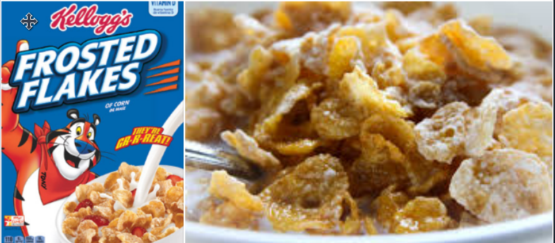 Frosted Flakes Bestselling healthy Food Products 2016-2017