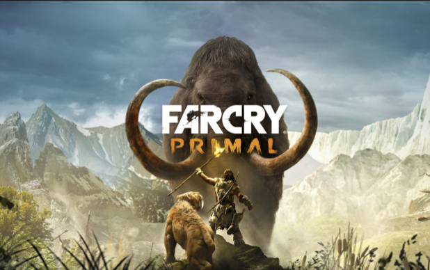 Fry Cry Primal top selling pc games 2016-2017