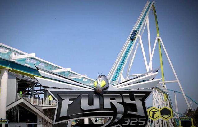 Fury 325 318-Foot Drop