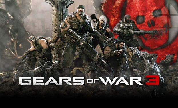 Gears of War 3, Most Popular Best Selling Xbox 360 Games 2017