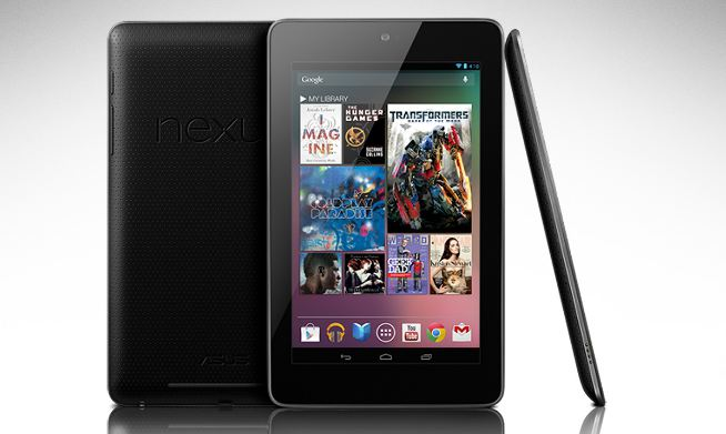 Google Nexus 7 most cheapest quad core tablets in the world 2018