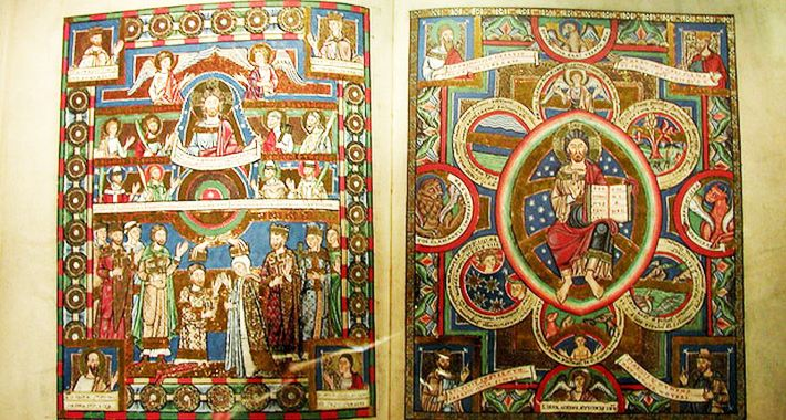 Gospels of Henry The Lion, World's Most Expensive Books 2016