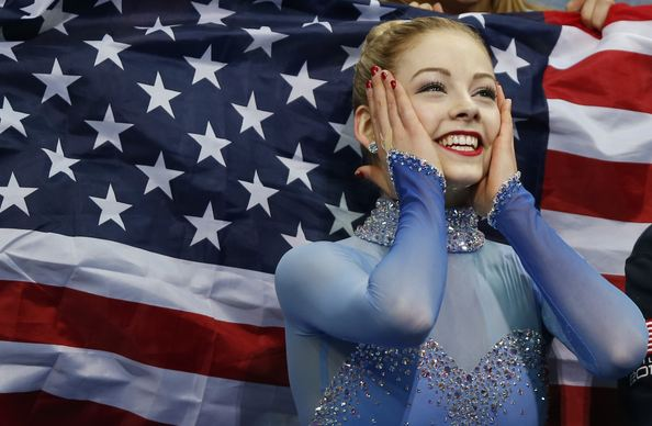 Gracie Gold, World's Most Popular Hottest Girl Celebs 2017