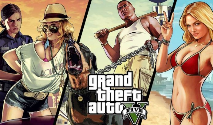Grand Theft Auto V Best Selling Most Expensive Video Games in The World 2018