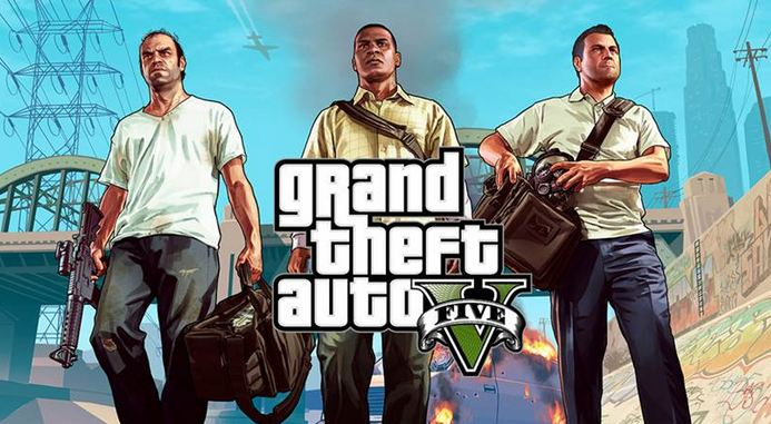 Grand Theft Auto V, Most Popular Best Selling Xbox 360 Games 2018