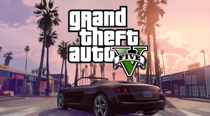 Grand Theft Auto V Top 10 Most Popular Best Selling PS4 Games in The World 2018