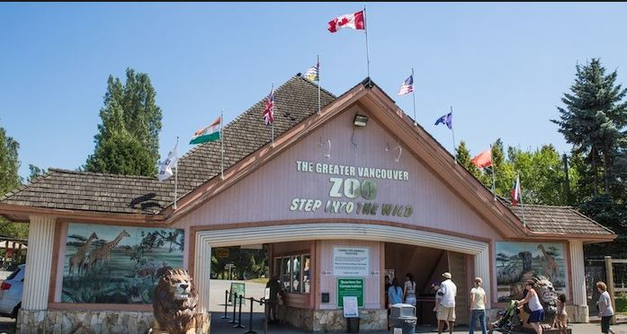 Greater Vancouver Zoo, Most Popular Largest Zoos in Canada 2016