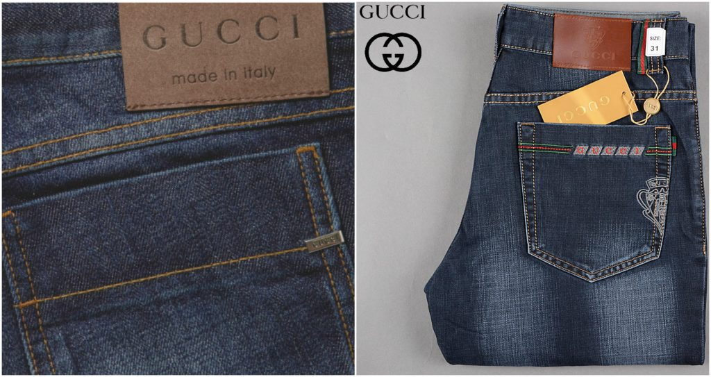 Gucci, World's Most Expensive Jeans Brand 2017