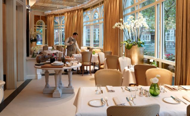 Hélène Darroze Top most expensive restaurants in the world 2017