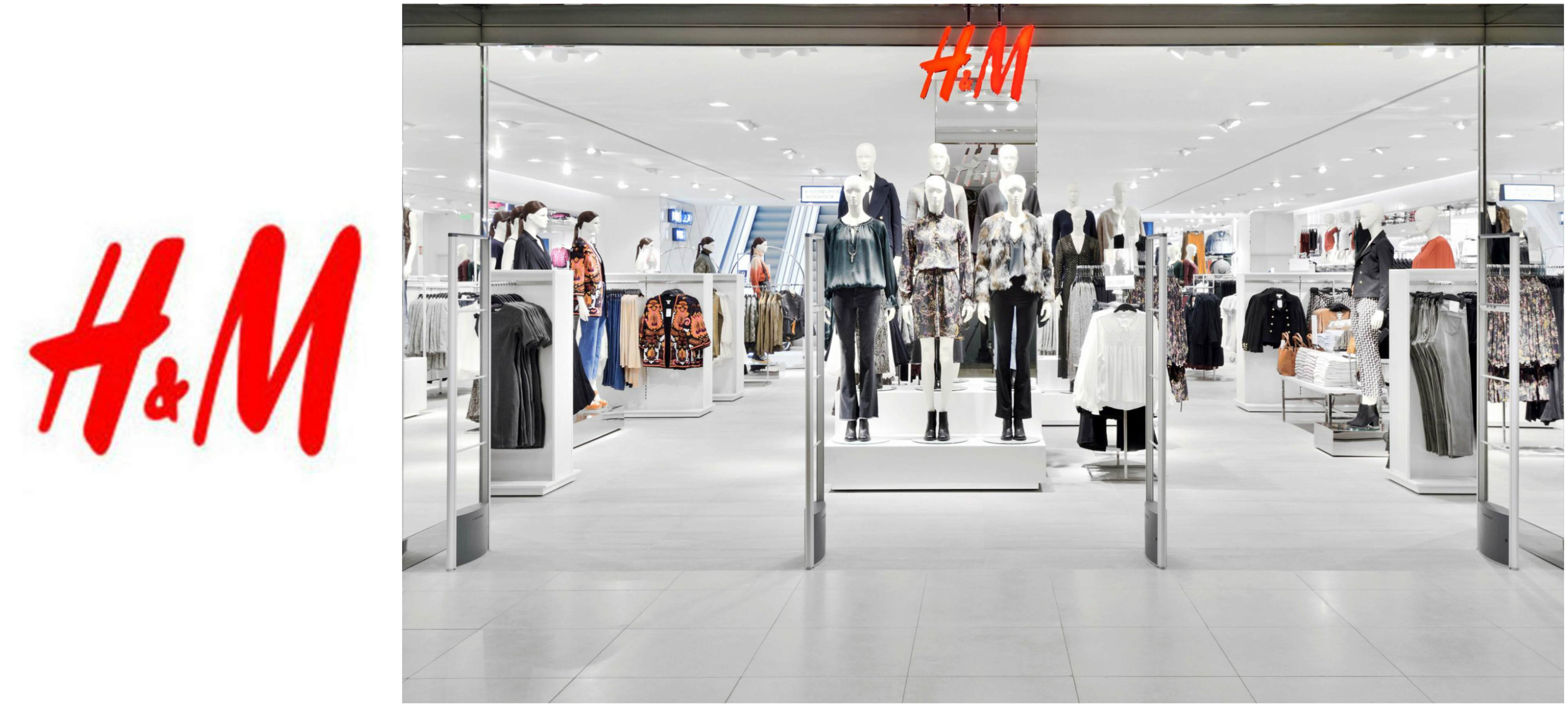 Top 10 most popular fashion brands in the world - H M Brand Value 18 82 Billion H M Most Expensive Clothing