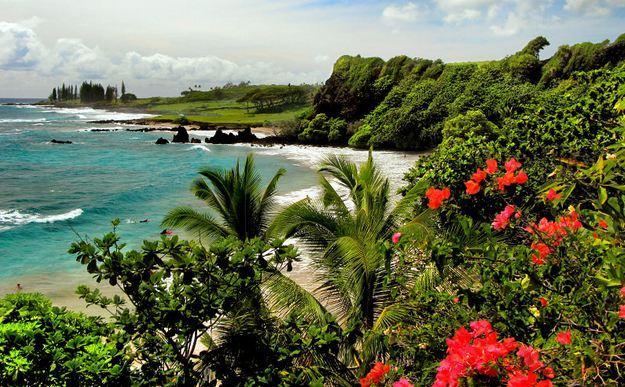 Hamoa Beach, Maui, Most Beautiful Beaches in America 2018