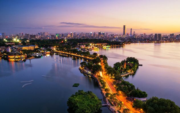 Hanoi, Viet Nam Top most Cheapest Places to Travel In the world 2017