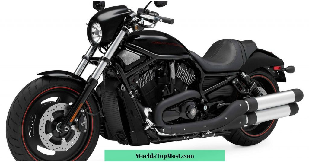 Harley Davidson Bike most expensive items 2016-2017