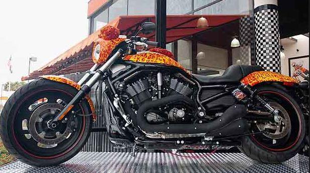 Harley Davidson Cosmic Starship, world's Most expensive Bikes 2018