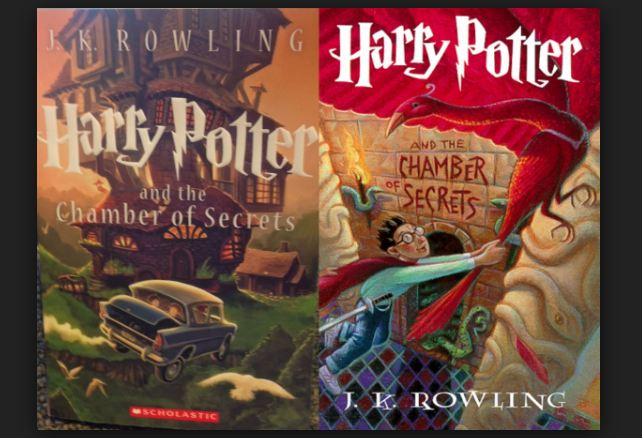 Harry Potter And The Chamber Of Secrets Top most populae Best Selling Fantasy Books in the world 2018