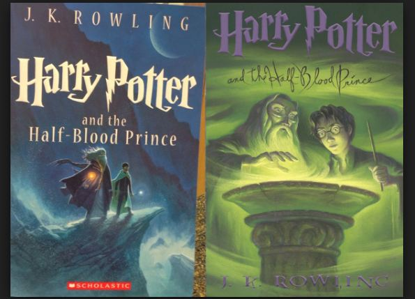 Harry Potter And The Half-Blood Prince most Best Selling Fantasy Books 2018