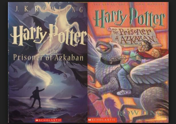 Harry Potter And The Prisoner Of Azkaban Top most Best Selling Fantasy Book in 2017