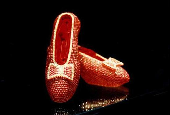 Harry Winston Ruby Slippers, World's Most Expensive Shoes 2016