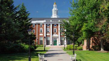 Harvard University Top 10 Richest Universities in the World 2017