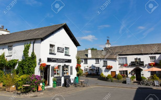 Hawkshead, Lake District, Most Beautiful Villages In England 2019