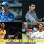 Top 10 Highest Paid Sports Players in The World