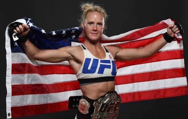 Holly Holm, World's Most Popular Richest UFC Fighters 2017