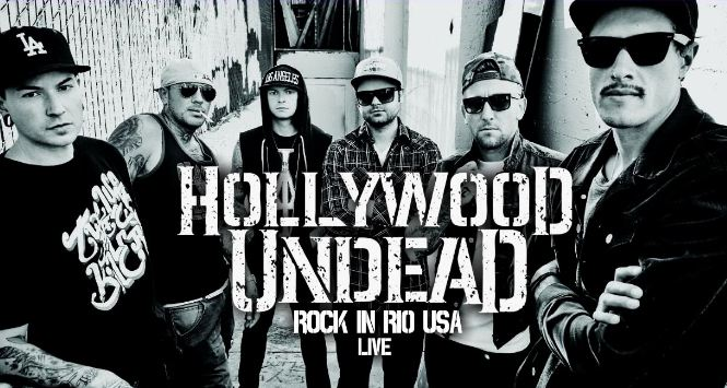 Hollywood Undead Top Most Best Selling Rock bands in The World 2017