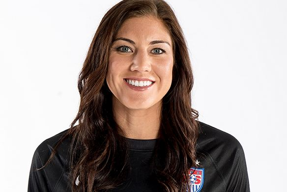 Hope Solo, World's Most Beautiful Hottest Female Soccer Players 2016