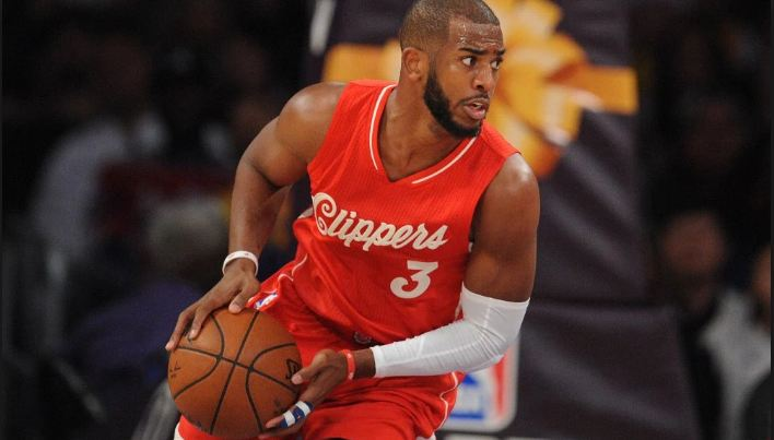 Chris Paul, Most Popular Hottest NBA Players 2018