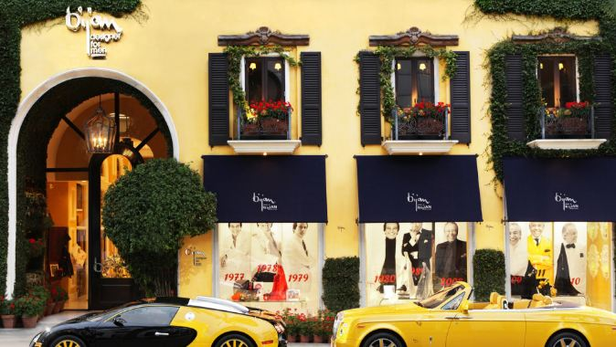 House of Bijan, Beverly Hills