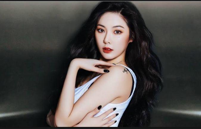 Hyuna,Most Beautiful Hottest Kpop Idols 2019