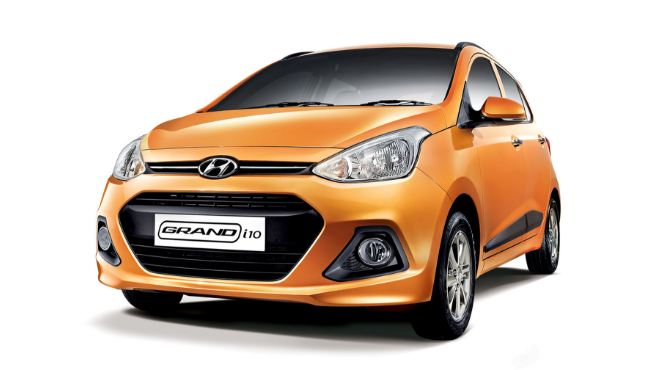 Hyundai's Grand i10 Top 10 Most Popular Best Selling Cars in India 2017