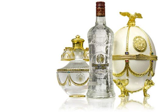 Imperial Collection Super Premium, World's bestselling Expensive Vodka Brands 2018
