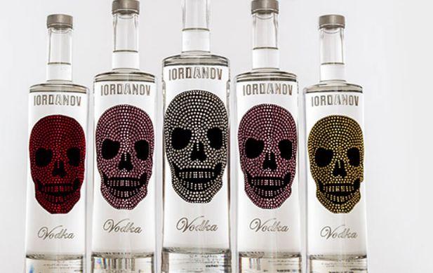 Iordanov Vodka .Top most popular expensive vodka brands 2018