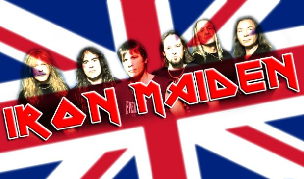 Iron Maiden Top Most Best Selling Rock bands in The World 2018