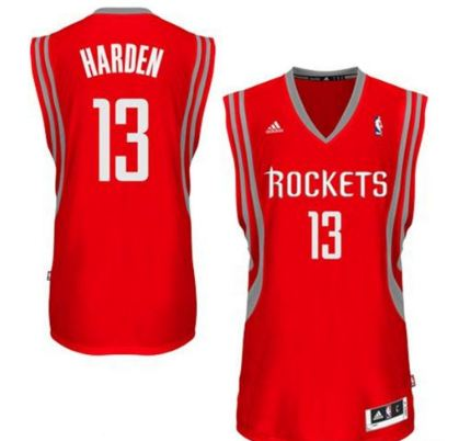 James Harden, SG, Houston Rockets Top 10 Most Popular Best Selling NBA Jerseys in The World 2019