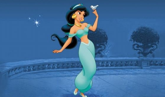 Jasmine, Most Popular Hottest Disney Princesses 2017