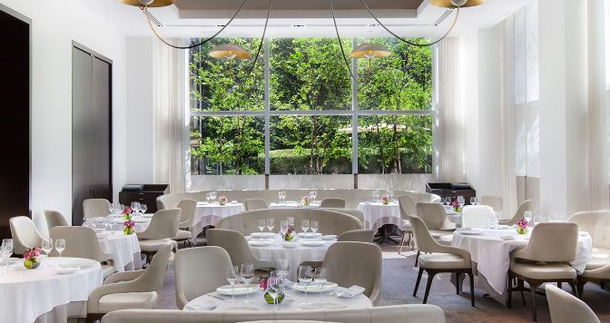 Jean Georges most expensive restaurants in New York City of 2018