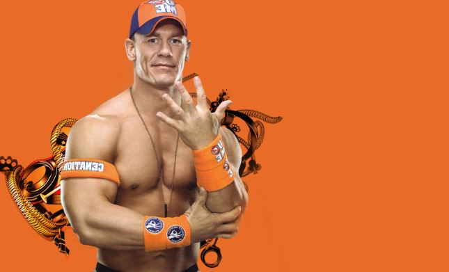 John Cena Top popular sexiest male WWE wrestlers 2018