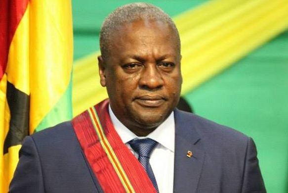 John Dramani Mahama, President of Ghana, World's Most Popular Hottest Presidents 2017