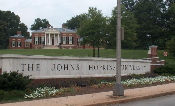 John Hopkins University Most popular Expensive Universities in the World 2019