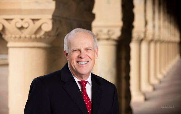 John L. Hennessy Top Most Popular Richest University Presidents in The World 2019