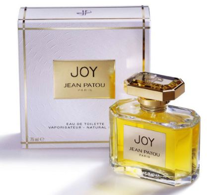 Joy by Jean Patou Top Most Popular Expensive Perfumes in The World 2019