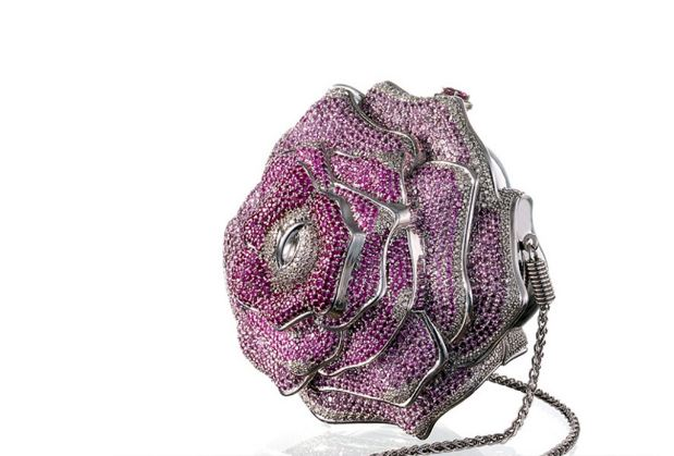 Judith Leiber Precious Rose Bag Most Expensive Handbags in The World 2018