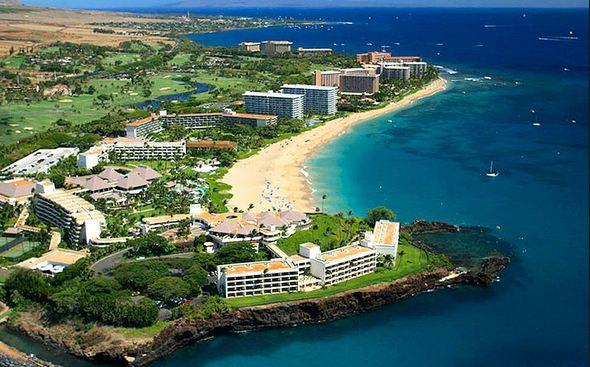 Ka'anapali Beach, Hawaii, Most Beautiful Beaches in America 2017